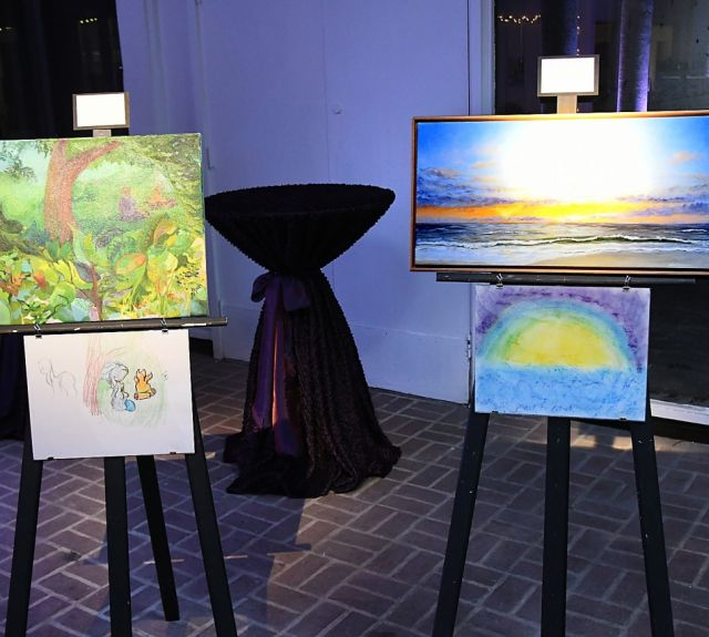 Celebrate Life!  Art Auction